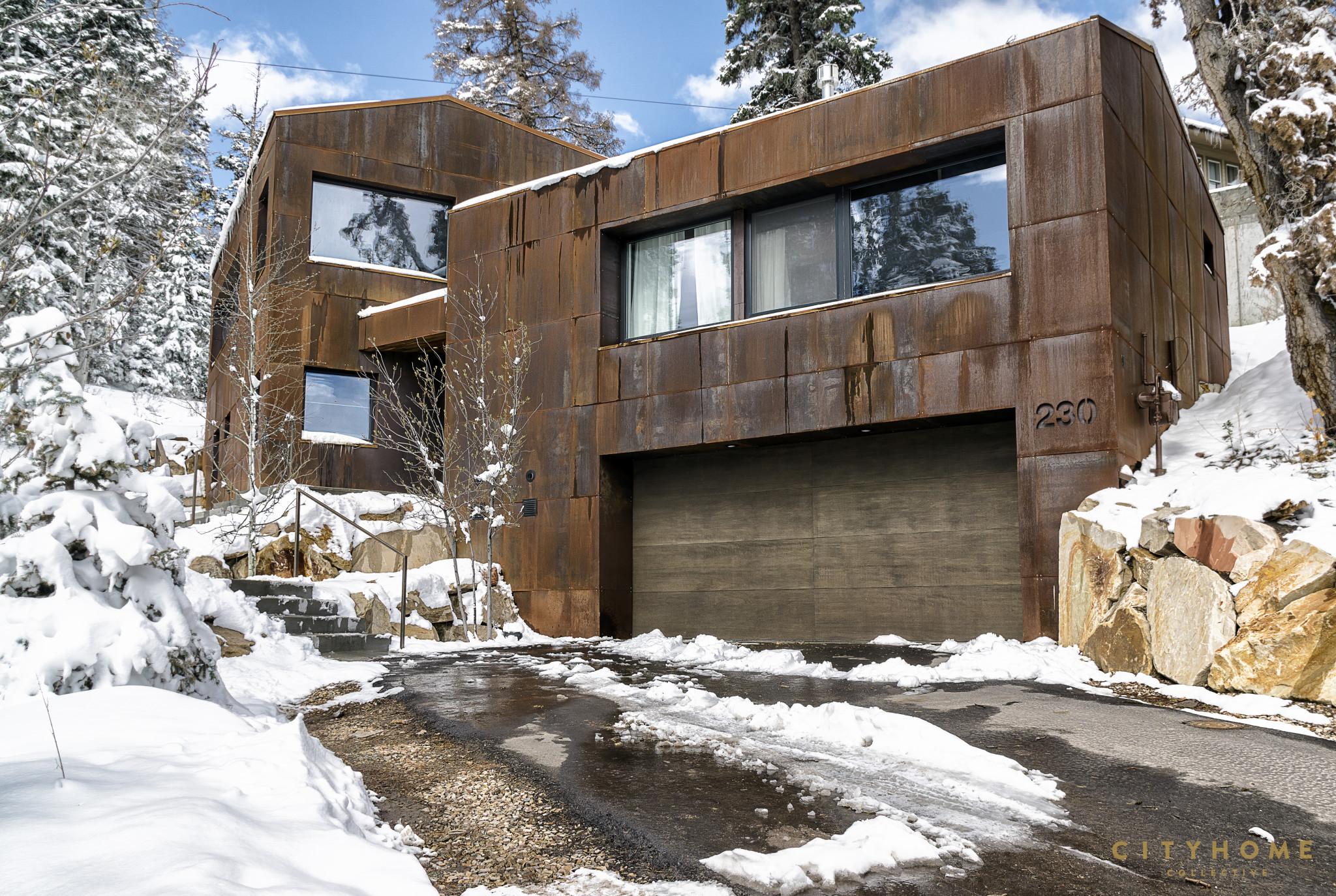 Summit haus park city design build for Haus design